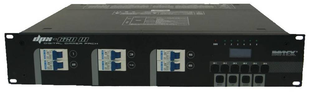 Botex Dimmer DPX-620 III