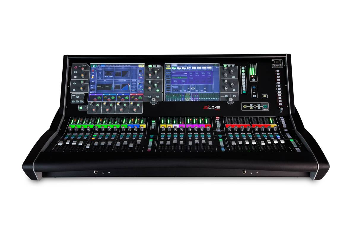 Allen & Heath dLive S5000 & DM64